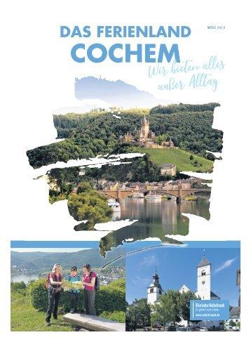 Das Ferienland Cochem - Wir bieten alles außer Alltag - März 2019