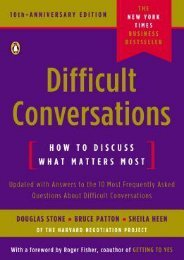 READ PDF Online PDF Difficult Conversations: How to Discuss What Matters Most {PDF Full|Online Book|PDF eBook|Full PDF|eBook