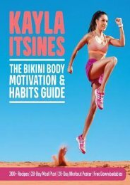 DOWNLOAD PDF eBook Free The Bikini Body Motivation & Habits Guide {PDF Full|Online Book|PDF eBook|Full PDF|eBook