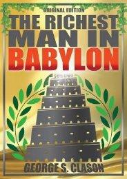 ONLINE PDF Read Online The Richest Man in Babylon {PDF Full|Online Book|PDF eBook|Full PDF|eBook