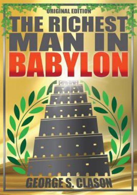the richest man in babylon download