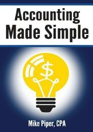 PDF DOWNLOAD Free eBook Accounting Made Simple: Accounting Explained in 100 Pages or Less {PDF Full|Online Book|PDF eBook|Full PDF|eBook