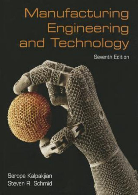 DOWNLOAD PDF Online Manufacturing Engineering and Technology