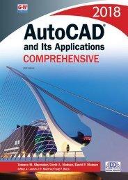 DOWNLOAD PDF Read Online AutoCAD and Its Applications Comprehensive 2018 {PDF Full|Online Book|PDF eBook|Full PDF|eBook