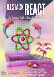 ONLINE PDF Read Online Fullstack React: The Complete Guide to ReactJS and Friends {PDF Full|Online Book|PDF eBook|Full PDF|eBook
