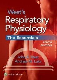 PDF DOWNLOAD Online PDF West's Respiratory Physiology: The Essentials {PDF Full|Online Book|PDF eBook|Full PDF|eBook
