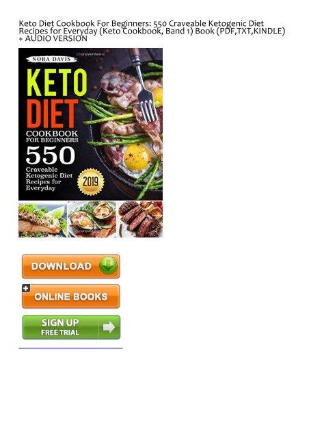 ketogenic diet book free pdf