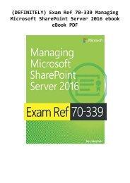 -DEFINITELY-Exam-Ref-70-339-Managing-Microsoft-SharePoint-Server-2016-ebook-