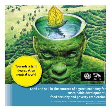 Land and soil in the context of a green economy for ... - UNCCD