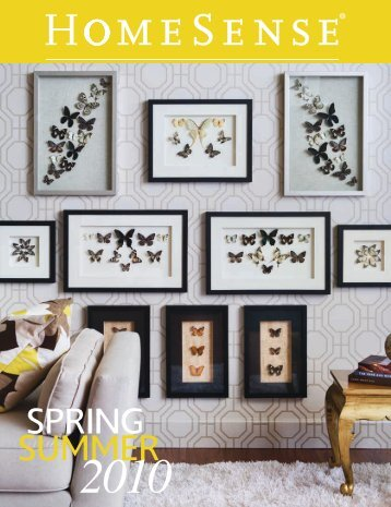 Spring Summer - HomeSense
