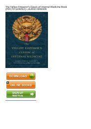 Download-Free-The-Yellow-Emperor-s-Classic-of-Internal-Medicine-by-Ilza-Veith-For-Online