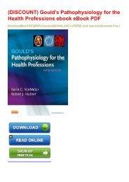 W Health Professions