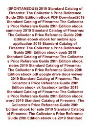 -SPONTANEOUS-2019-Standard-Catalog-of-Firearms-The-Collector-s-Price--Reference-Guide-29th-Edition-eBook-PDF-Download2019-Standard-Catalog-of-