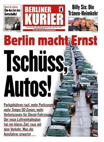 Berliner Kurier 19.03.2019