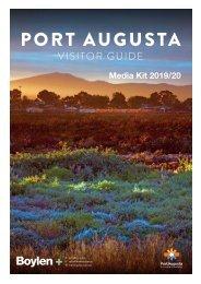 Port Augusta VG Media Kit 2019-20 F