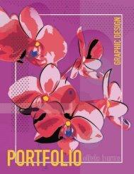 Olivia Burns Graphic Design Portfolio