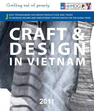 Craft and Design in Vietnam - unido