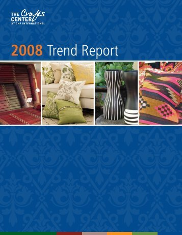 2008 Trend Report - CHF International