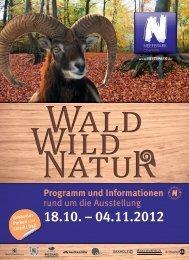 Programm und Informationen rund um die Ausstellung - Neefepark