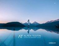 Alpen Tesitin Katalog 2019