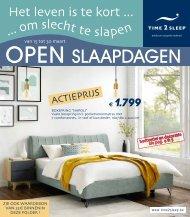 Open Slaapdagen 2019