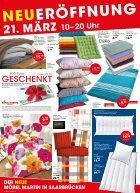 MEIN MARTIN - MEINE NEUENTDECKUNG<br>Möbel Martin GmbH & Co. KG - Neueröffnung in Saarbrücken - Page 6