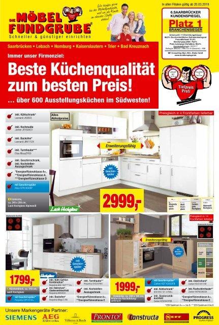Die Möbelfundgrube - Küchen-Spezial KW12