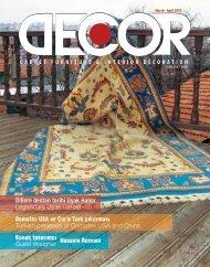 Decor-Magazine Mart-Nisan2019