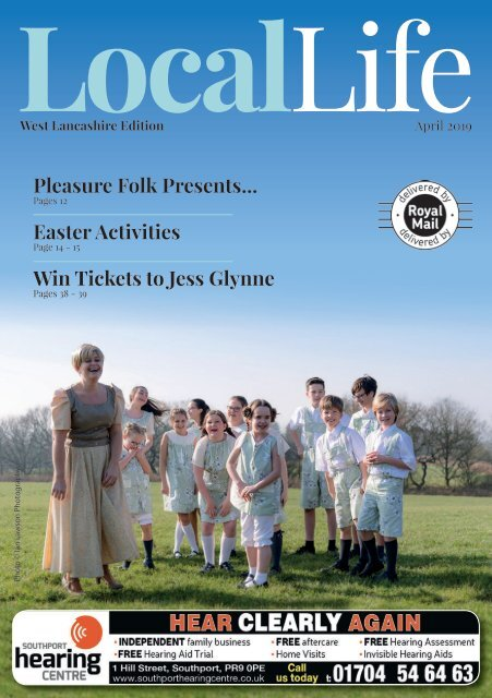 Local Life - West Lancashire - April 2019