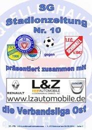 TSV  Stadionzeitung 11-Schinkel-240319