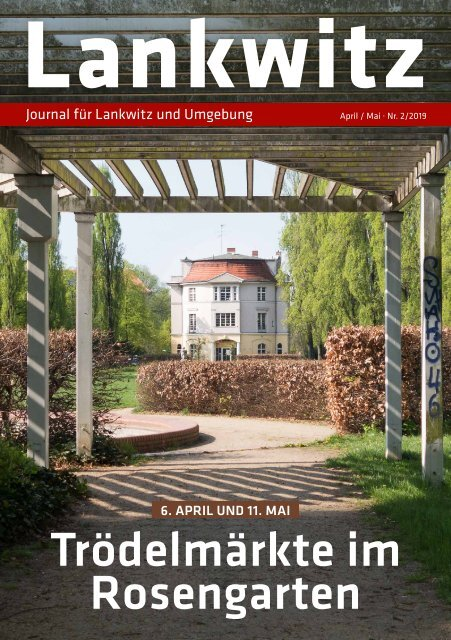 Lankwitz Journal Apr/Mai 2019