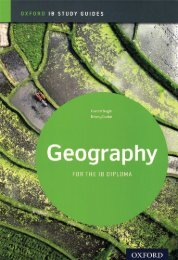 9780198389156, IB Study Guide Geography for the IB Diploma SAMPLE40