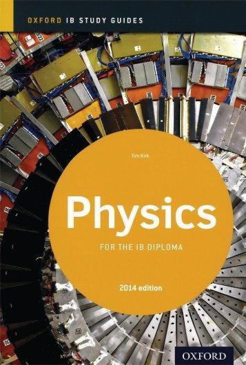 9780198393559, IB Physics Study Guide 2014 Edition SAMPLE40