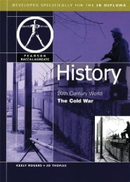 9780435994372, Pearson Baccalaureate History - The Cold War SAMPLE40