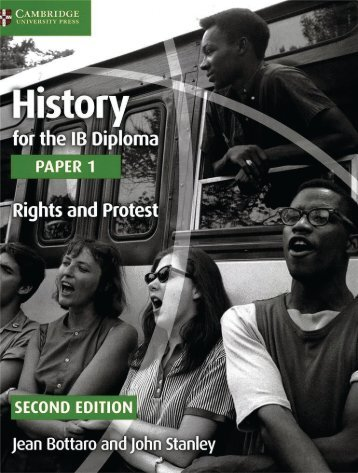 9781107556386, History for the IB Diploma Paper 1 Rights and Protest SAMPLE40