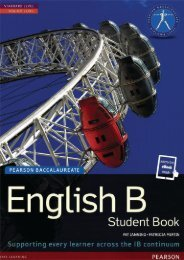 9781447944133, English B (Book   EText Bundle) SAMPLE40
