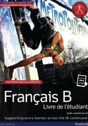 9781447980599, Pearson Baccalaureate Francais B (print   eText bundle) SAMPLE40