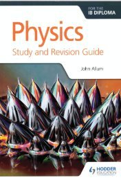 9781471899720, Physics for the IB Diploma Study and Revision Guide SAMPLE40