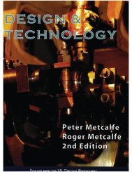 9781876659196, Design and Technology 2nd Edition SAMPLE40