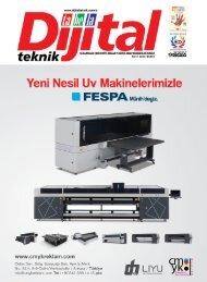 Dijital Teknik Dergisi Mart 2019