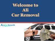 Car Removal Melbourne. Car for cash
