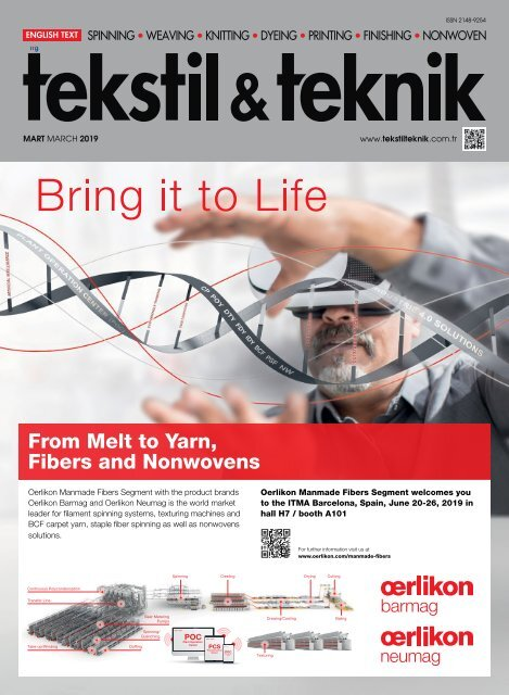Tekstil Teknik Mart 2019