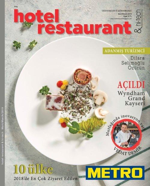 Hotel Restaurant & Hi-Tech March 2019