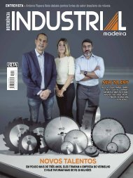 *Março/2019 - Revista Industrial 205