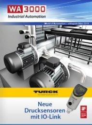 WA3000 Industrial Automation März 2019