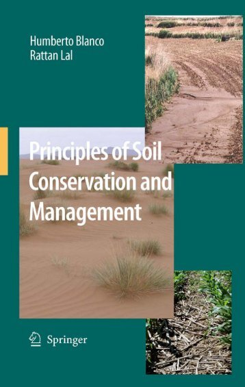 Principles of Soil Conservation and Management - Inecol