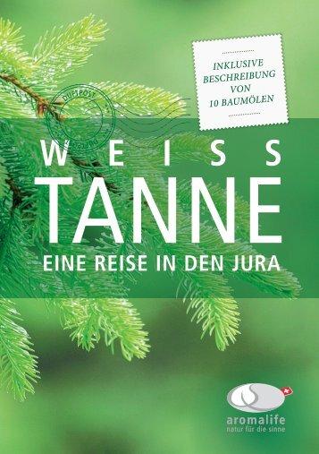 Duftpost_Weisstanne - Eine Reise in den Jura