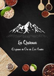 REVISTA DE LA QUINUA (FINAL DE LOS FINALES)