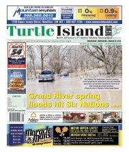 Turtle Island News - 03/20/2019