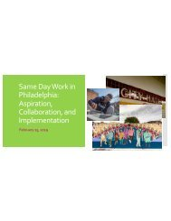 FINAL Same Day Work Aspiration Implementation and Collaboration